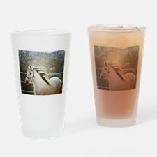 Paso Fino Drinking Glass