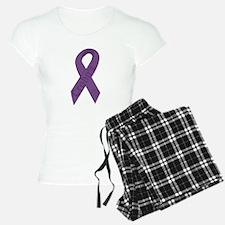 Crohn's Awareness Ribbon Pajamas
