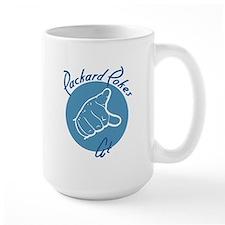 Packard Pokes At Mug