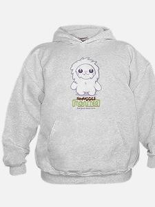 Cute Abominable Snowgirl Hoodie