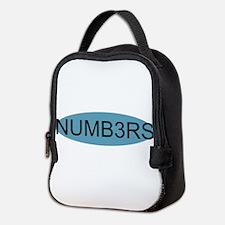 NUMB3RS Neoprene Lunch Bag