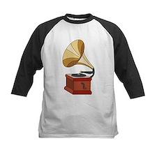 Vintage Phonograph Baseball Jersey