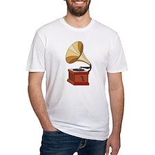 Vintage Phonograph T-Shirt