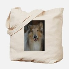 """""""Who Is Lassie? Do I Look Like Her""""? Tote Bag"""