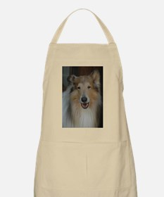 """Who Is Lassie? Do I Look Like Her""? Apron"