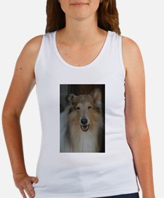 """Who Is Lassie? Do I Look Like Her""? Tank Top"