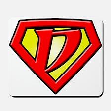 Super_D Mousepad