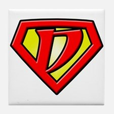Super_D Tile Coaster