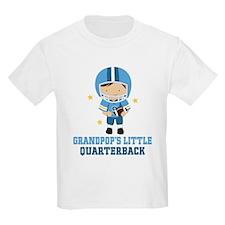 Grandpop Quarterback T-Shirt