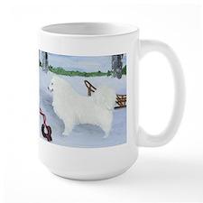 Large Samoyed Mug