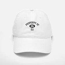 Property of Eli Baseball Baseball Cap