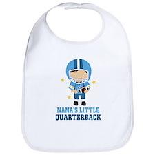 Nana Quarterback Bib