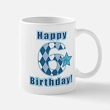 Happy 6th Birthday! Mug