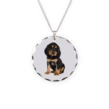 Rottweiler Pup Necklace