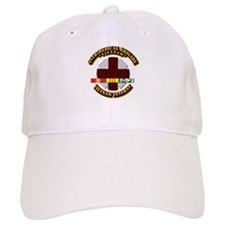 Army DUI - 44th Medical Bde w SVC Ribbons Baseball Cap