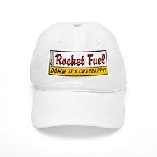 Rocket Fuel Baseball Baseball Cap
