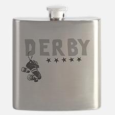 Cafepress derby design.png Flask