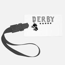 Cafepress derby design.png Luggage Tag