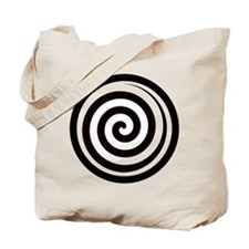 Hypnotic Zone Tote Bag