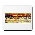 Family Piano Mousepad