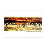 Family Piano Postcards (Package of 8)