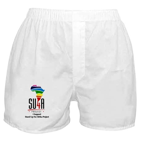 Stand Up 4 Afrika Project Boxer Shorts