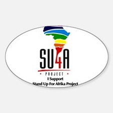 Stand Up 4 Afrika Project Decal
