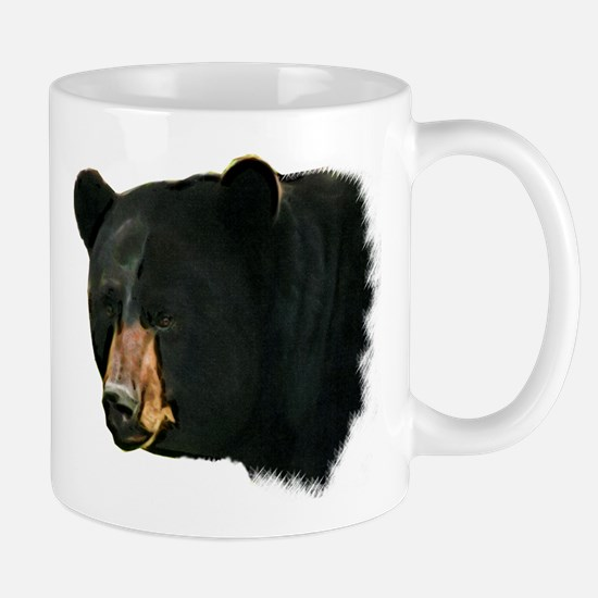 Brown Nose Bear Mug