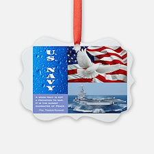 U.S. Navy Ornament