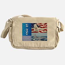 U.S. Navy Messenger Bag