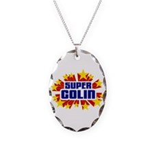 Colin the Super Hero Necklace