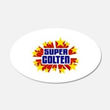 Colten the Super Hero Wall Decal