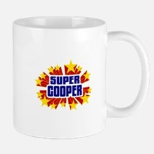 Cooper the Super Hero Mug