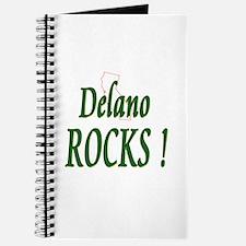 Delano Rocks ! Journal