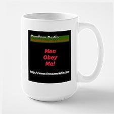 DONATION ITEM 1: FemDom Large Mug