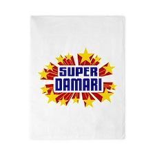 Damari the Super Hero Twin Duvet