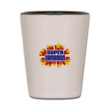 Damarion the Super Hero Shot Glass