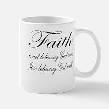 Faith Small Small Mug