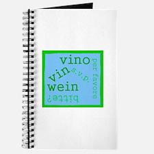 """""""wine please"""" Journal"""