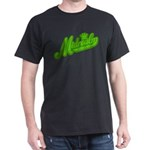 Midrealm Green Retro Dark T-Shirt