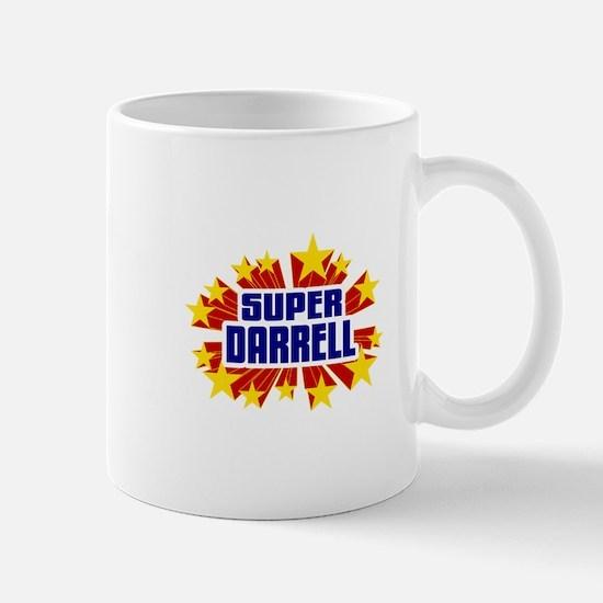 Darrell the Super Hero Mug