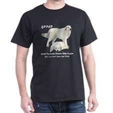 Great Pyrenees Potato Chip T-Shirt
