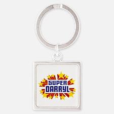 Darryl the Super Hero Keychains