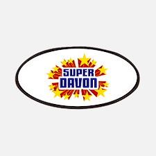 Davon the Super Hero Patches