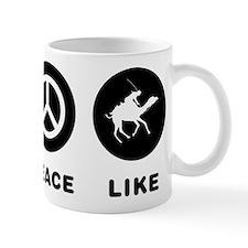 Camel Racing Mug