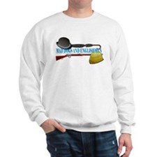 Mad Dogs and Englishmen Sweatshirt
