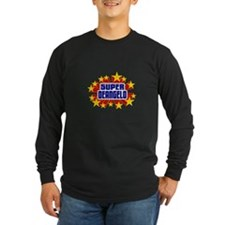 Deangelo the Super Hero Long Sleeve T-Shirt