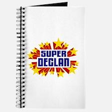 Declan the Super Hero Journal