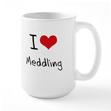 I Love Meddling Mug