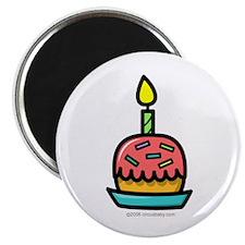 "Birthday Cake 2.25"" Magnet (100)"